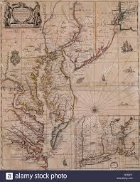 New England Map by Map Of Virginia Maryland New Jersey New York And New England