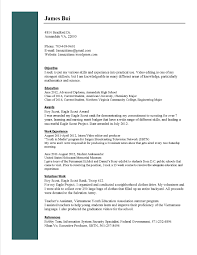 Business Resume Template Word Edit My Resume Resume For Your Job Application