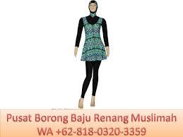 Zalora Baju Renang Anak dengan mengenakan baju renang muslimah kamu tetap bisa berenang