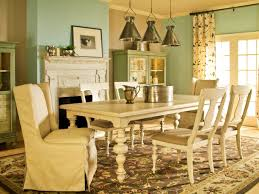 Cottage Dining Room Ideas by Furniture Captivating Dining Room Light Fixture Off Center