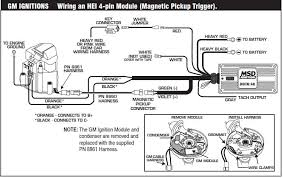 msd 6al wiring diagram mustang diagram wiring diagrams for diy