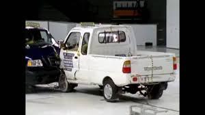 mitsubishi mini truck lifted changan tiger mini truck vs 2010 ford ranger iihs frontal impact