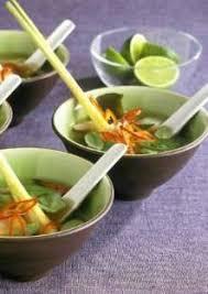 citronnelle cuisine soupe de poisson au piment et à la citronnelle thaïlande