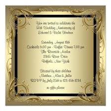 black gold wedding invitations card design ideas wedding decor theme