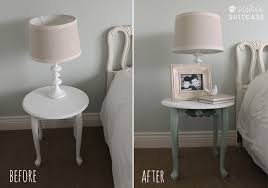 Table Makeover with Chalky Finish Paint from Americana My