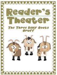 reader s theater the three billy goats gruff free from