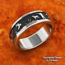 blue moose wedding band duck band wedding rings for men gallery totally awesome wedding