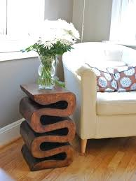 small side tables for living room living room side table modern design wooden round side table