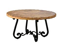 rustic outdoor table old world outdoor spanish stone table
