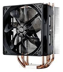 cooler master cpu fan cooler master hyper 212 evo intel cpu cooler amazon in computers