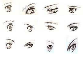 eye sketch by hakuenneko on deviantart