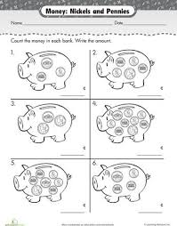 15 best money images on pinterest counting money worksheets