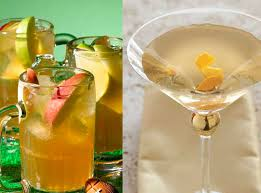 thanksgiving cocktails digestifs to help with that after dinner bloat