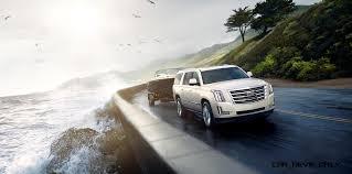 cadillac escalade 2015 interior 2015 cadillac escalade platinum brings new crest emblem 8 sp auto