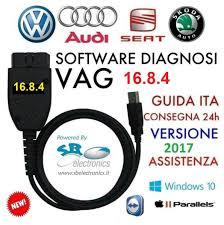 vag vcds 16 8 4 vag com 2016 software cavo diagnosi audi vw seat