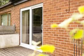 Patio Doors Uk Upvc Glazed Sliding Patio Doors Safestyle Uk