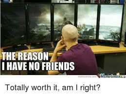 Memes Center - 25 best memes about no friends meme no friends memes