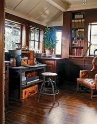 home office interiors 45 charming vintage home offices digsdigs
