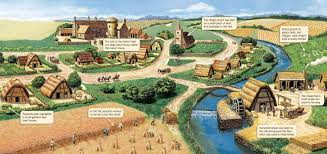 Map Of Medieval Europe A Journey Across Time 2 A Blog For The Bilingual Second Grade
