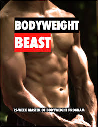 bodyweight beast the ultimate 12 week calisthenics training