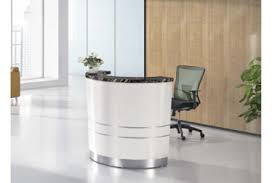 Circular Office Desk Buy Reception Tables From China Globefurnish
