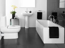 Black And White Bathroom Tiles Ideas by Photo Album Black And White Bathroom Sets All Can Download All