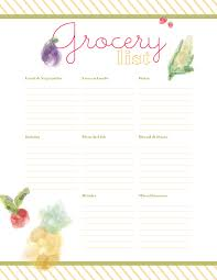 Printable Halloween Stationary Printable Meal Planner Designs By Miss Mandee
