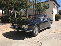 old maserati convertible rare rides this 1972 maserati mexico is actually from spain