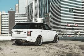 custom 2016 land rover white range rover hse adv6 track function cs adv 1 wheels