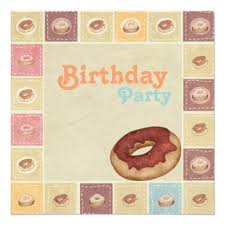 246 best donut birthday party images on pinterest donut birthday