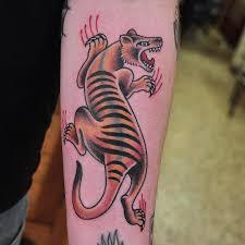 snake tiger tattoo best tattoo artists u0026 shops melbourne cbd vic market tattoo