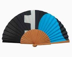 silk fans painted silk fan a51