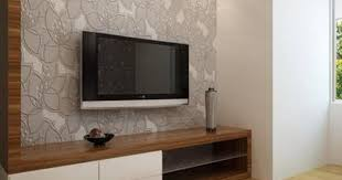 Living Room Design With Led Tv - Tv wall panels designs