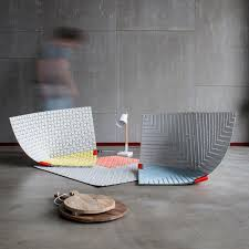 Floor Chairs Seating In Seconds Fold These Fun Floor Tiles Into Chairs
