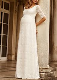 Pregnancy Wedding Dresses Maternity Wedding Dresses For Pregnant Brides Who Don U0027t Look Like