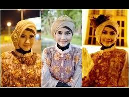 tutorial hijab paris ke pesta tutorial hijab modern paris tutorial hijab pesta dan wisuda by