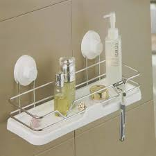 bathroom accessories with suction cups interior design