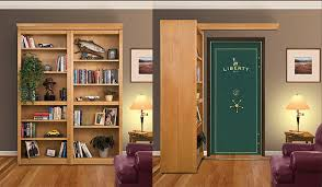 Wall Bookcase With Doors Bookcase Doors Specialty Doors And Hardware
