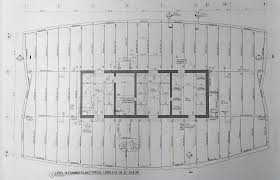 Floor Framing Plan Structural System Fmc Tower At Cira Center South Building
