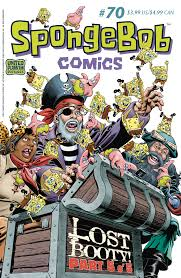 may171211 spongebob comics 70 previews world