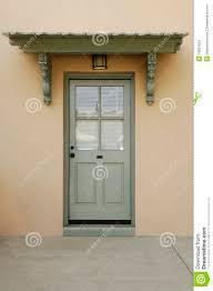 Exterior Back Doors Exterior Of A Back Door Stock Photo Image Of Condominium 19921624