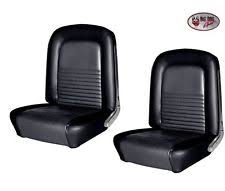 Seat Upholstery 1967 Mustang Seat Covers Ebay