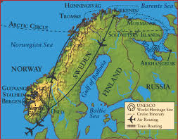 Barents Sea Map Uk Alumni Association Cruising Russia U0027s White Sea And Norway U0027s