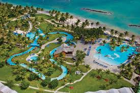 Map Of Puerto Rico Beaches by 6 All Inclusive Resorts With Water Parks Family Vacation Critic