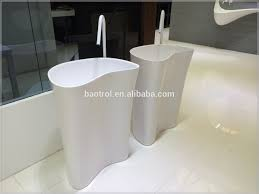 good price free standing bathroom sink stand alone sinks colored