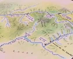 Columbia Sc Map Maps Cartography Web Freewheel Carto Columbia Sc