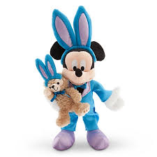easter mickey mouse plush easter mickey mouse with duffy 9