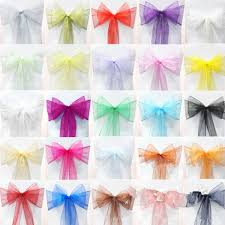 Paper Chair Covers Aliexpress Com Buy 50pcs 18 Color Diy Wedding Chair Covers