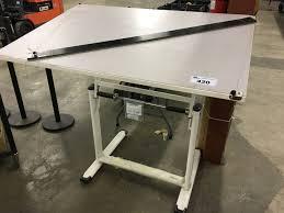 adjustable height drafting table adjustable height drafting table
