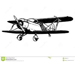 biplane clipart u2013 clipart free download